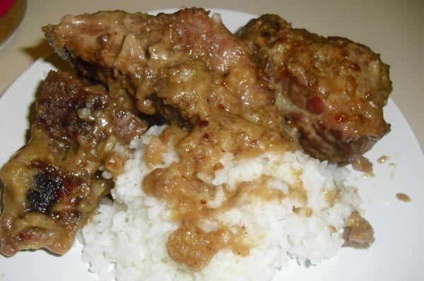 Neck Bones and Gravy Recipe( Soul Food)