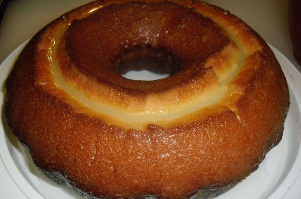 How to make a Moist 7up Cake