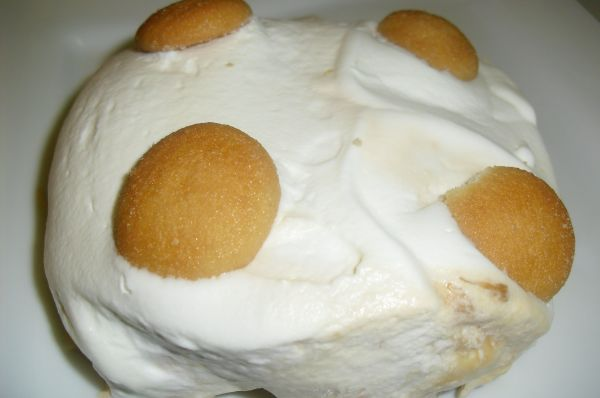 Caramel Banana Pudding(Easy)