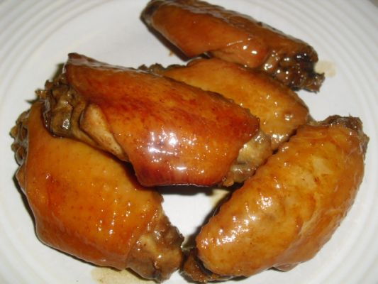Pepsi Chicken Wings
