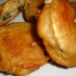 Fried Beer Battered Eggplant
