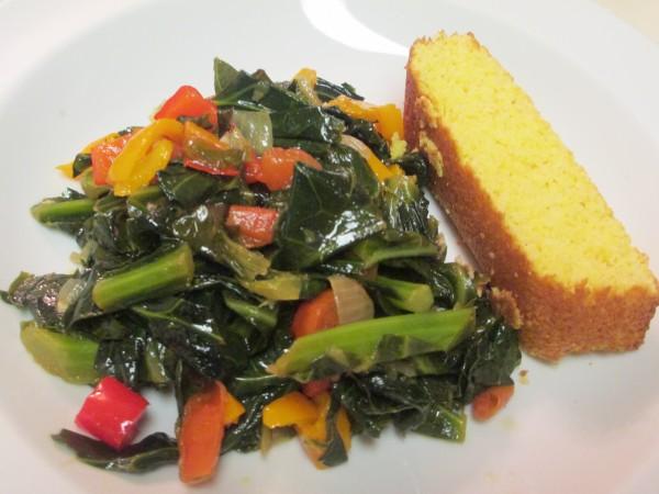 Vegetarian Collard Greens