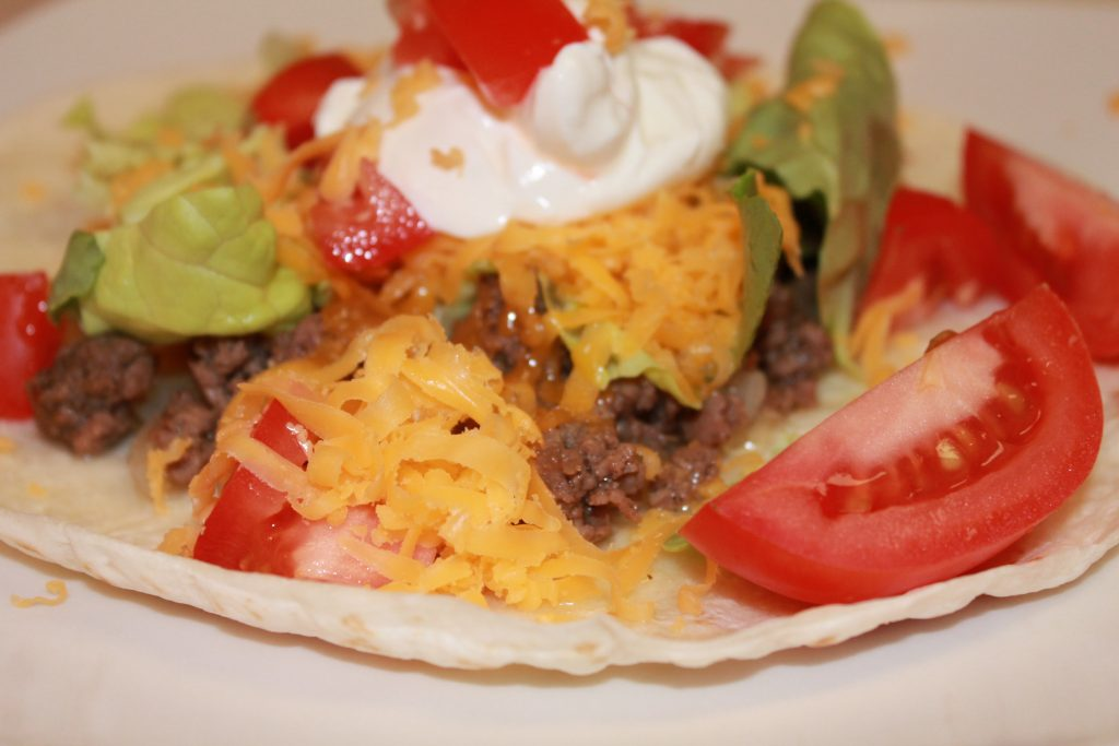 Amazing and healthy 15-minute tacos