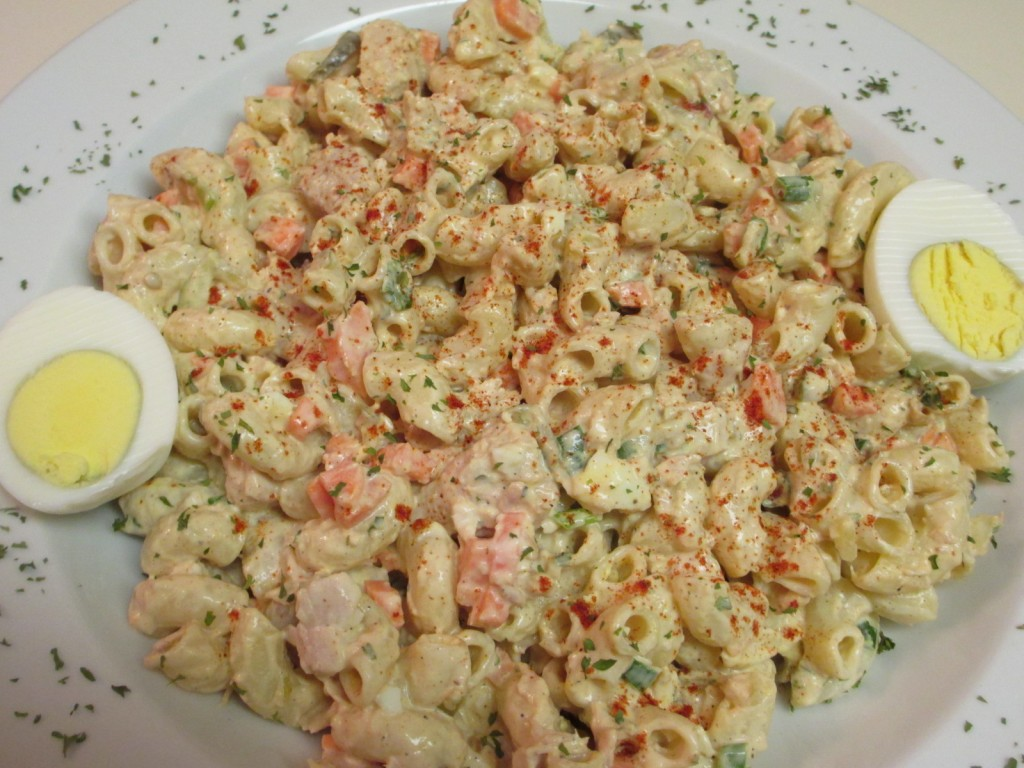 This affordable and taste tuna salad recipe is a great summer dinner go-to that comes together fast and tastes great!