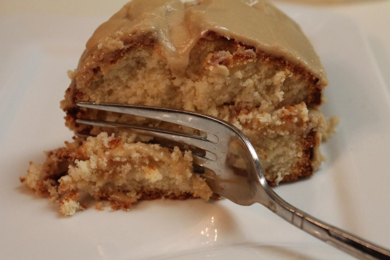 Rosie's Caramel Cake Recipe