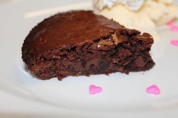 Chocolate and Toffee Chip Brownies
