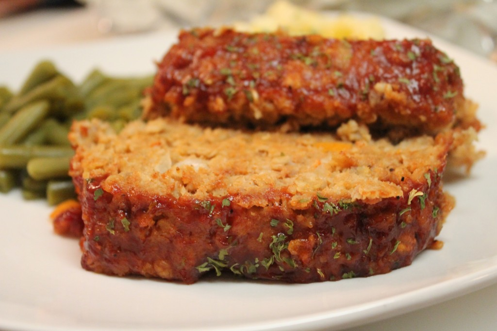 Delicious Ground Turkey Meatloaf