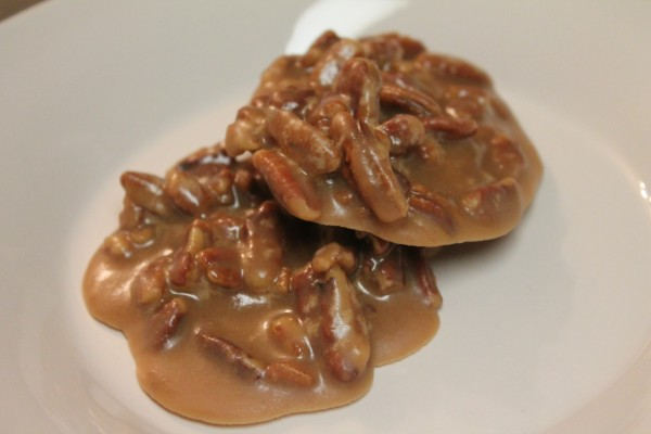 Satisfy your sweet tooth with a delicious pecan praline!