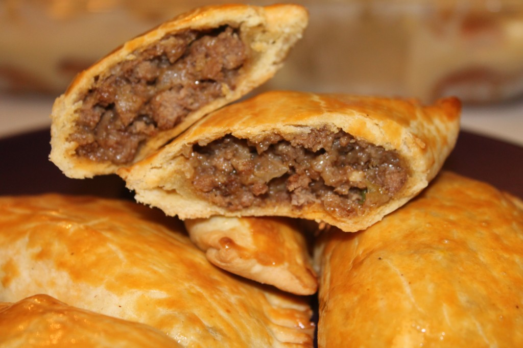 Easy Jamaican Beef Patties - I Heart Recipes