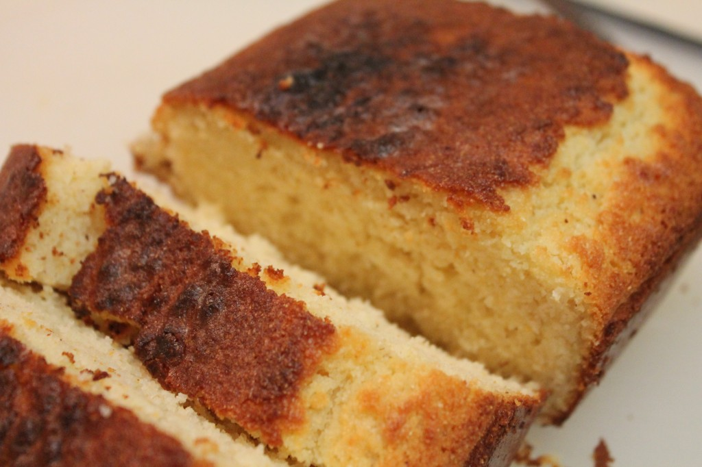 This southern cornbread recipe is moist and fluffy - just like cornbread should be.