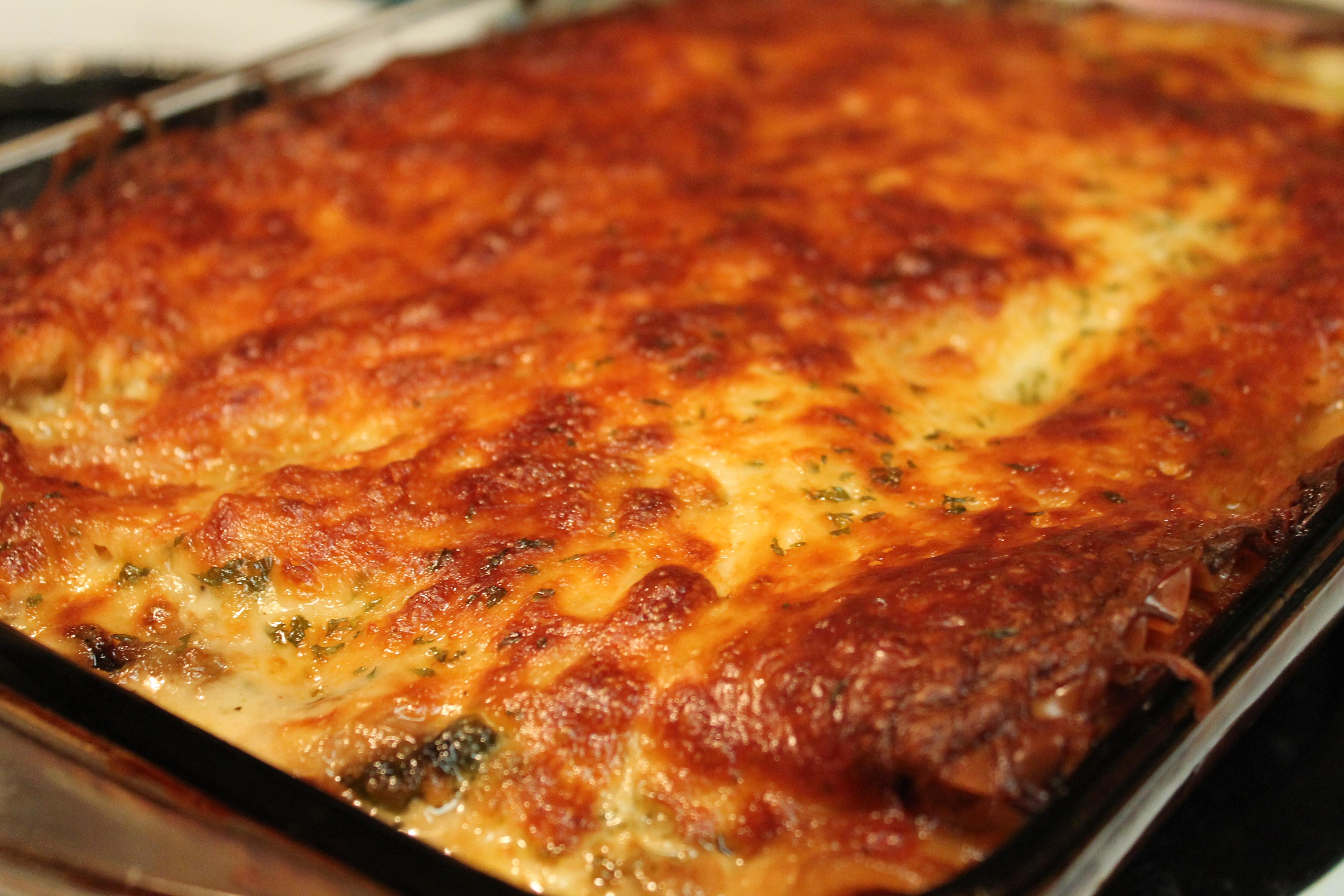 Chicken Lasagna Recipe I Heart Recipes