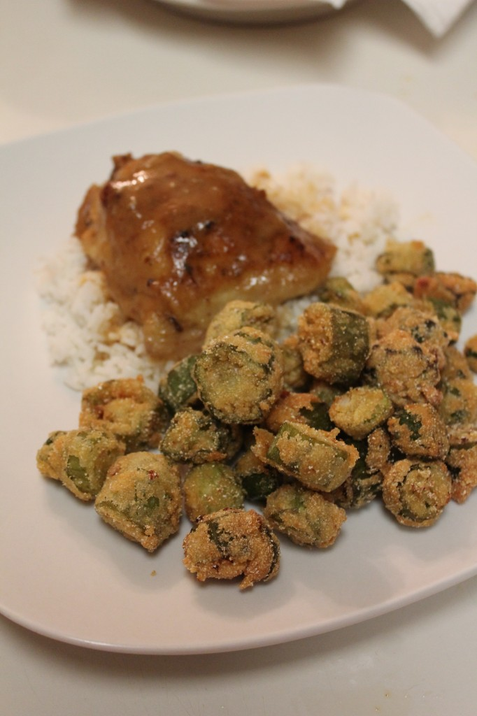 Fried okra is perfect as a snack, a side dish, or even as a poppable appetizer at a party.