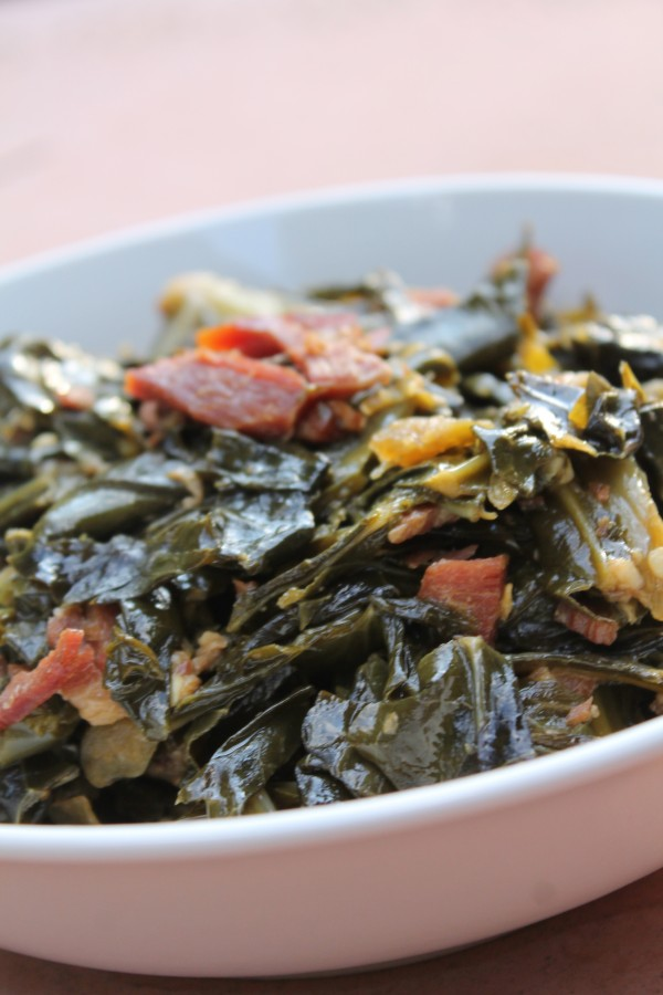 The Best Soul Food Style Collard Greens