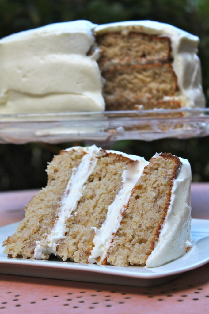 This southern hummingbird cake is perfect for the holidays