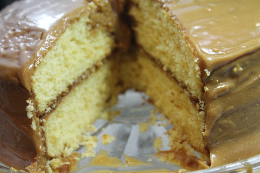 How To Make Caramel Cake Frosting