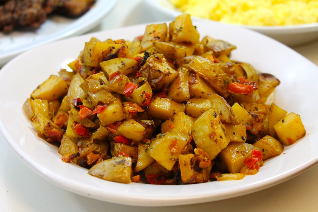 Serve these easy Potatoes O'Brien for holiday brunch!
