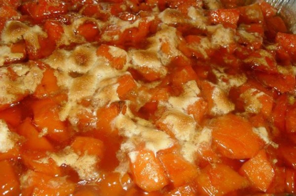 Tender and sweet, these are candied yams made from scratch!