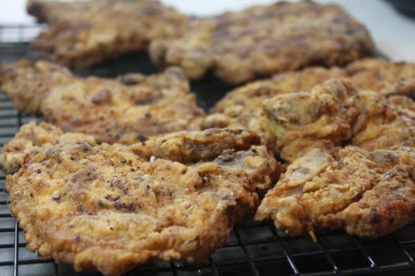 Crispy Fried Southern Pork Chops Recipe