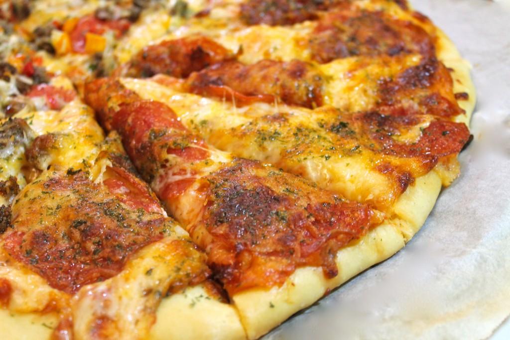 Homemade Pizza | | I Heart Recipes