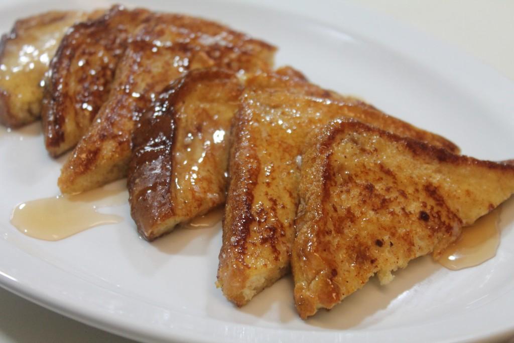 Easy French Toast Recipe I Heart Recipes