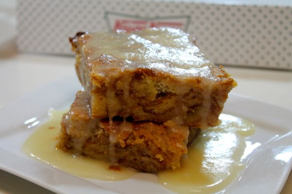 Krispy kreme donut bread pudding i heart recipes forumfinder Image collections