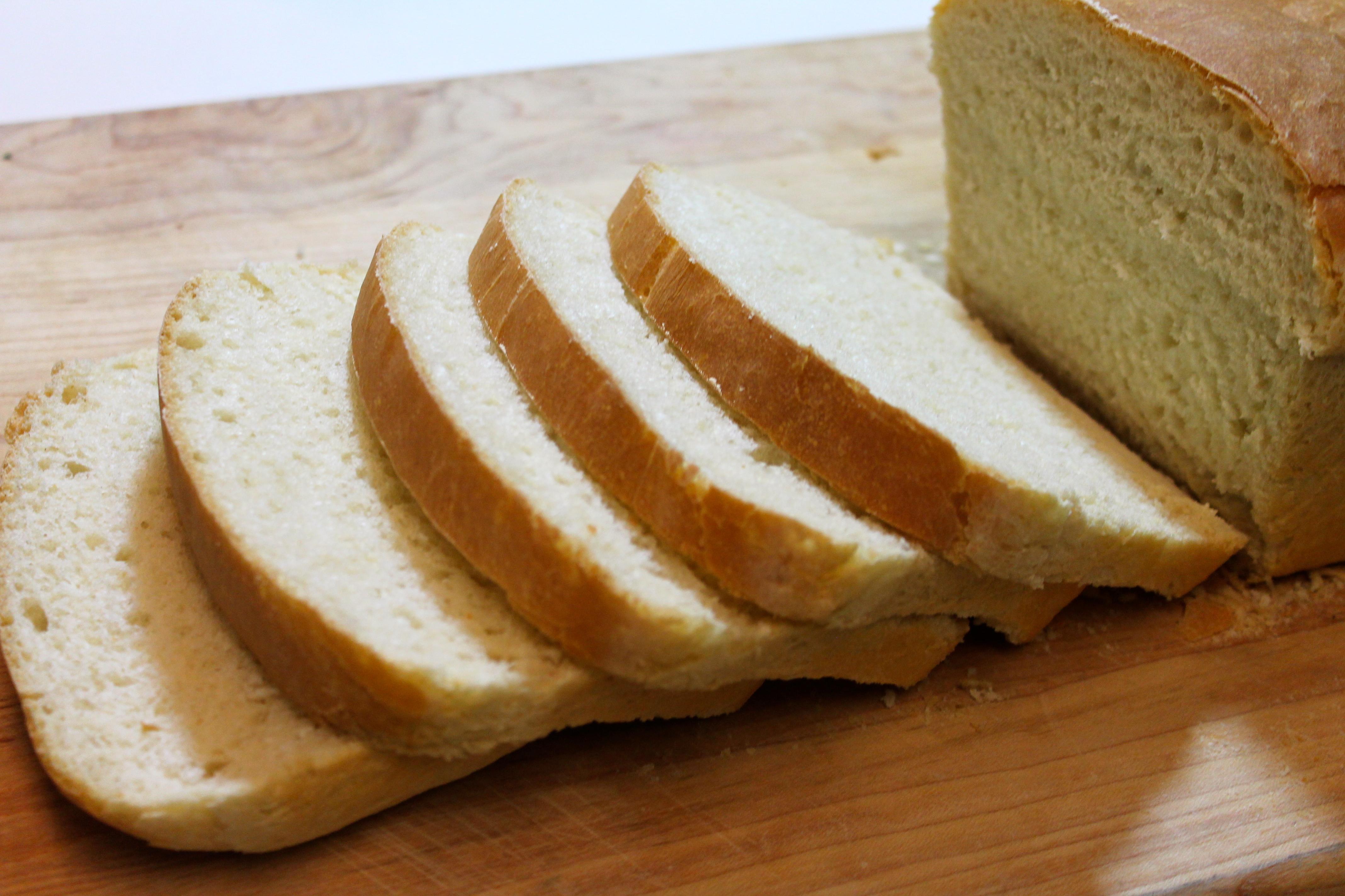 How to make homemade white bread | I Heart Recipes