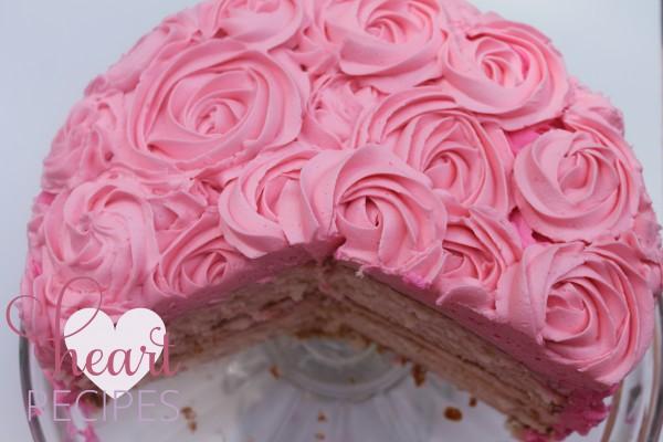 vanilla cake 7