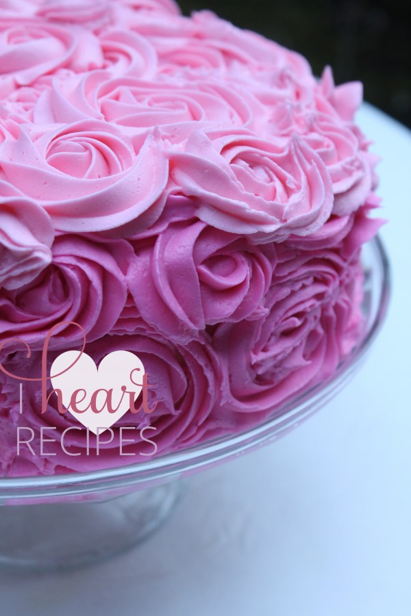 vanilla cake 8