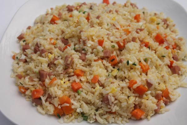 This budget-friendly fried rice can be tossed together in just a few minutes with ingredients you already have on hand.