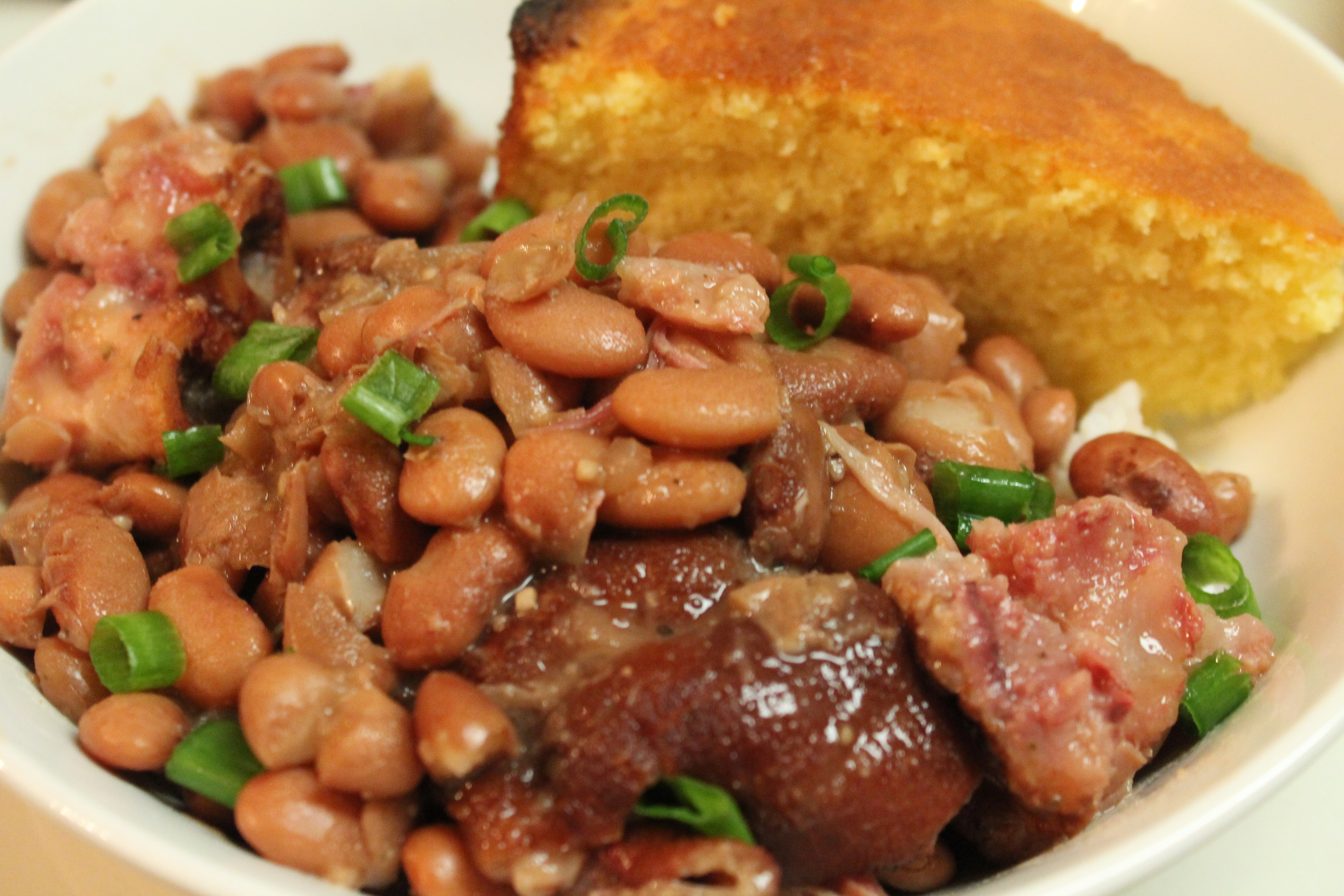 ham and brown beans recipe yummly southern ham and brown beans recipes ...