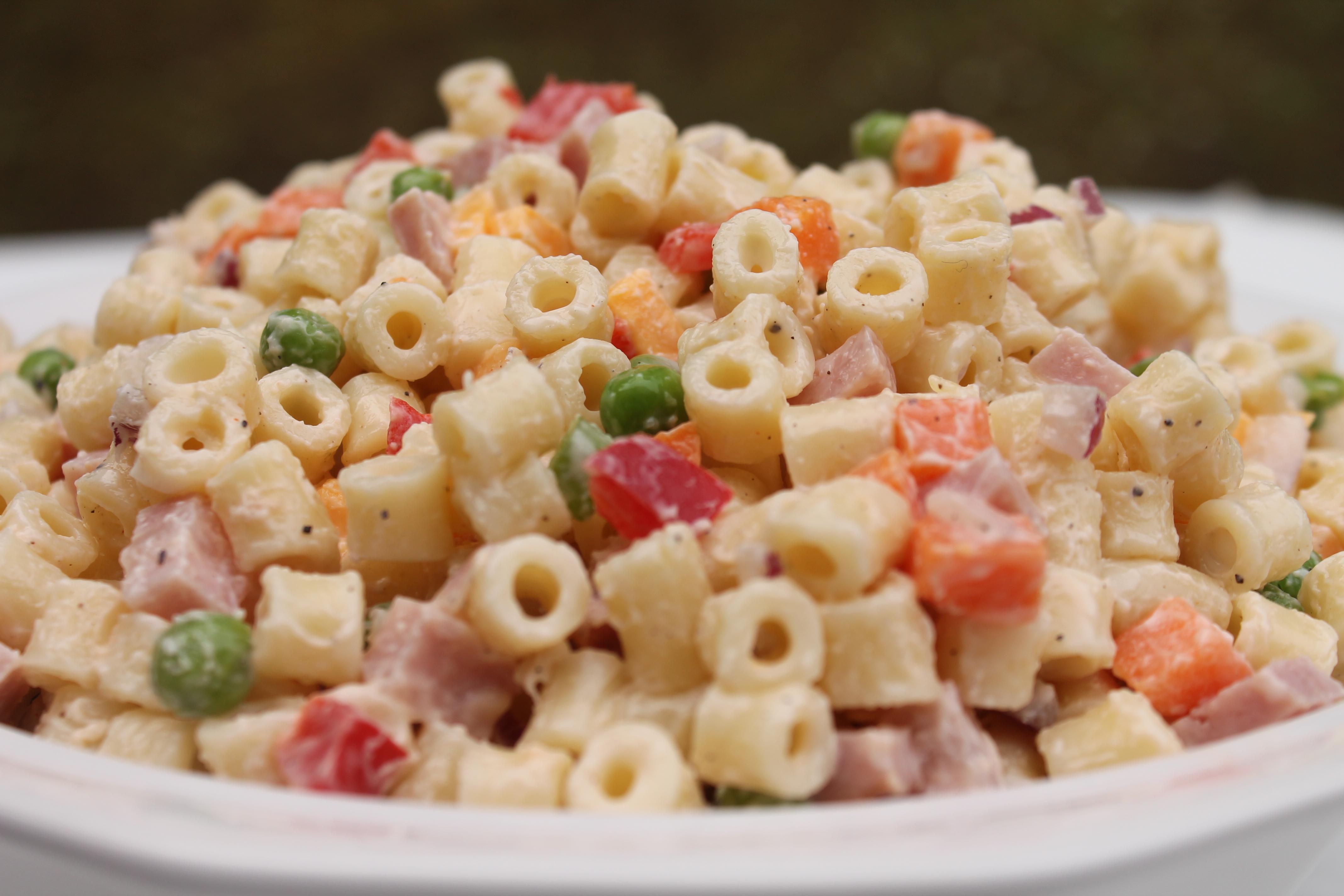 Macaroni Salad Dressing Recipe With Miracle Whip Blog Dandk