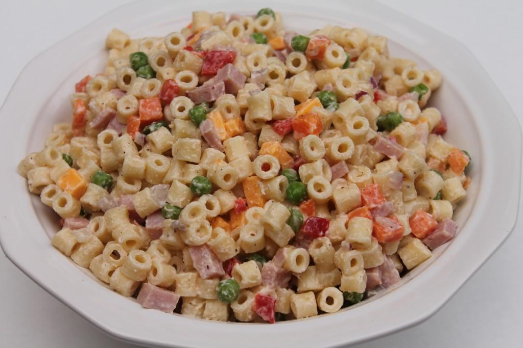 summer pasta salad 5