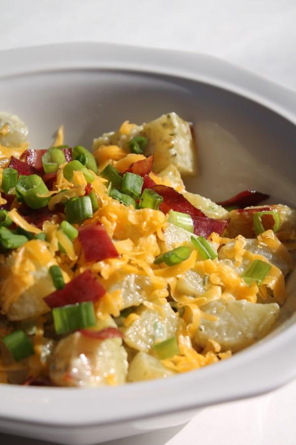 bacon ranch potato salad 2