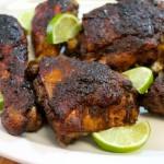 Homemade Jamaican Jerk Chicken