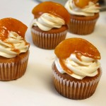 Southern Peach Cobbler Cupcakes