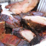 Barbecue Rib Tips
