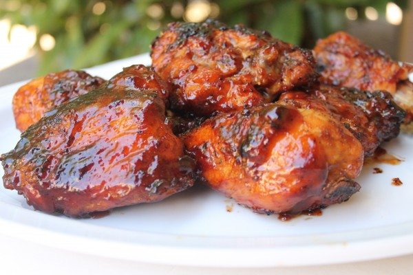 Hickory Smoked Barbecue Chicken 3