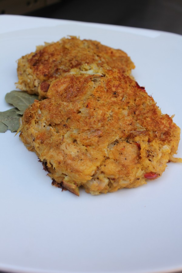 This classic, easy crab cake recipe is a summer favorite