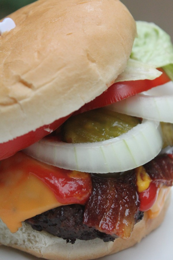 BBQ Bacon Cheeseburger 2
