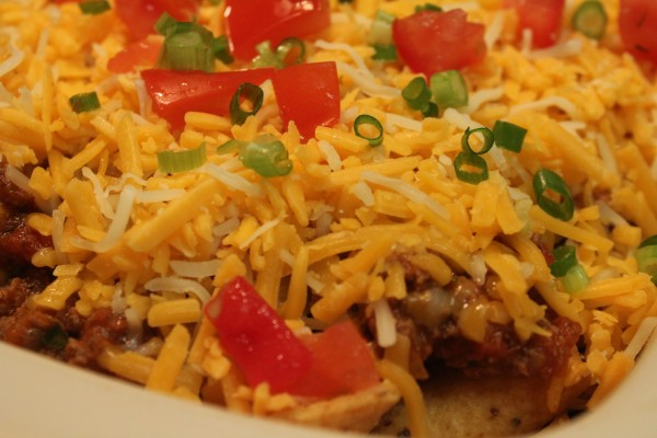 This Best Chili Cheese Frito Pie has layers upon layers of flavor!