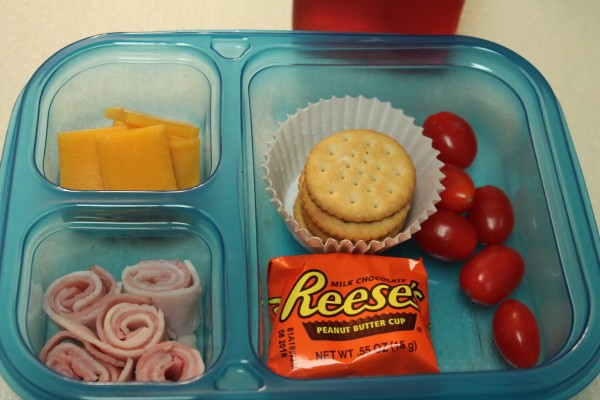 3 School Lunch Ideas: Make your own Lunchables!