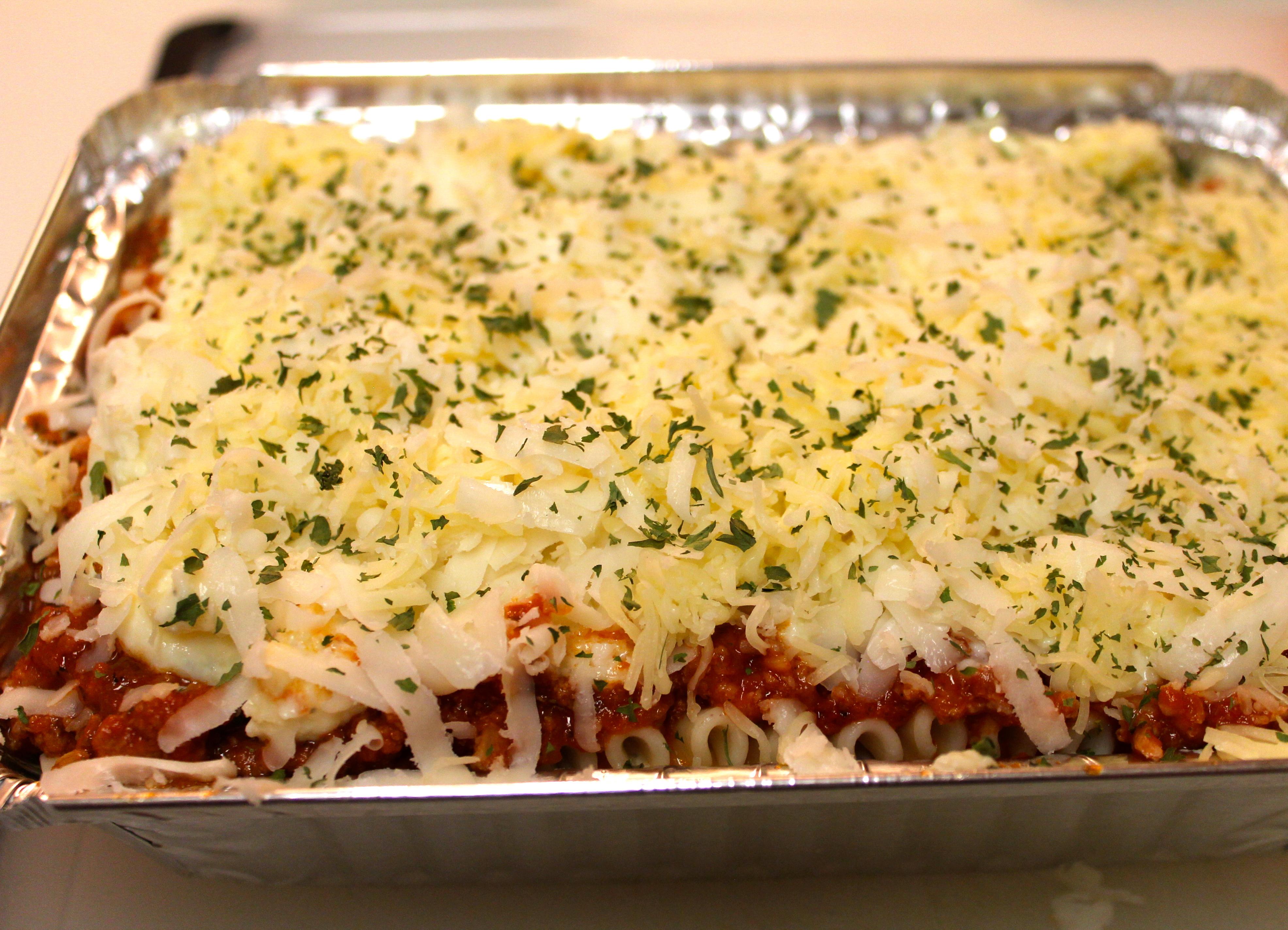 easy homemade lasagna recipe i heart recipes