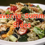 My Favorite Summer Side Dishes