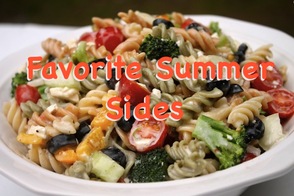 Pasta salads are some of the best summer salads to serve at summer parties