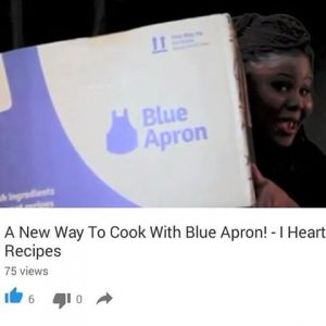 Yay!!!! I finally got to try blueapron !!! Check outhellip