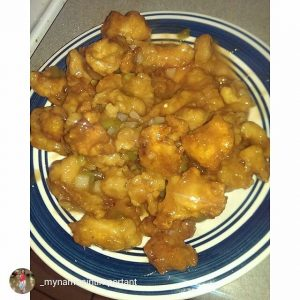 Shout out to mynameaintimportant  that sweet and sour chickenhellip