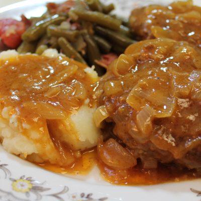 Southern Salisbury Steak Recipe