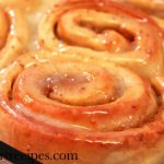 Sweet Potato Pie Cinnamon Rolls