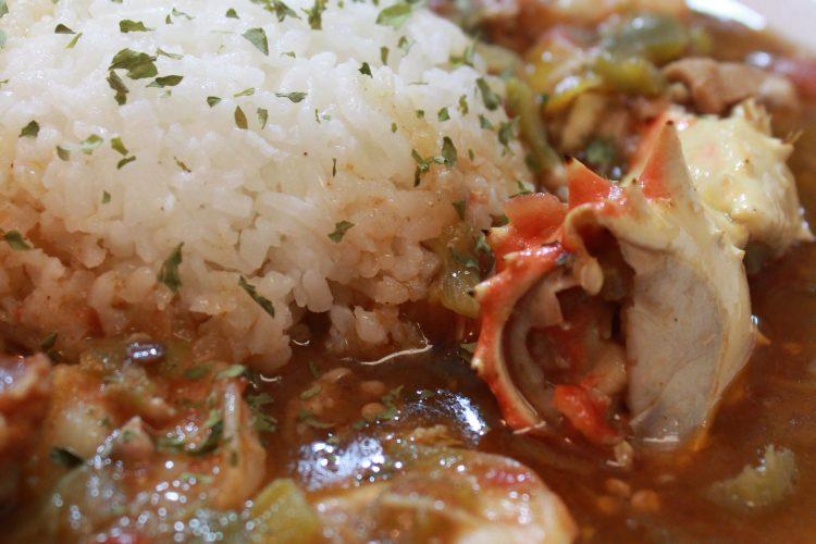 seafood gumbo | I Heart Recipes