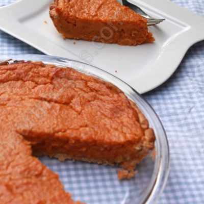 Sweet Potato Pie Recipe – Soul Food